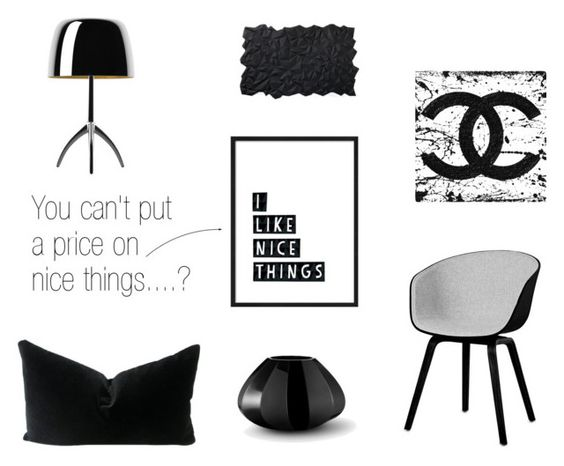 """Nice Things...."" by designbyvon on Polyvore featuring interior, interiors, interior design, home, home decor, interior decorating, CC, HAY, Frontgate and Georg Jensen"