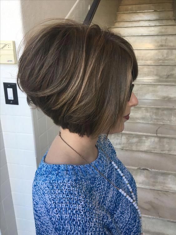 Pictures Of Short Stacked Bob Haircuts Wavybobhairstyles Picturesofbobhaircuts Stacked Bob Haircut Short Stacked Bob Haircuts Bobs Haircuts