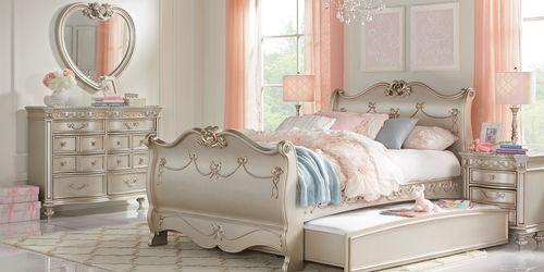Disney Princess Furniture Vanity Beds, Disney Princess Bedroom Furniture Sets