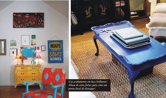 Móveis usados: renove com pintura! - *Vista a Casa! por MesklaDesign