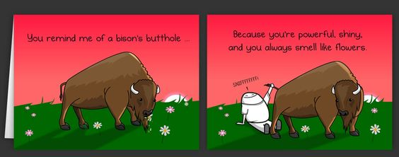 Horrible Cards Greeting Cards by The Oatmeal This one is for – The Oatmeal Birthday Card
