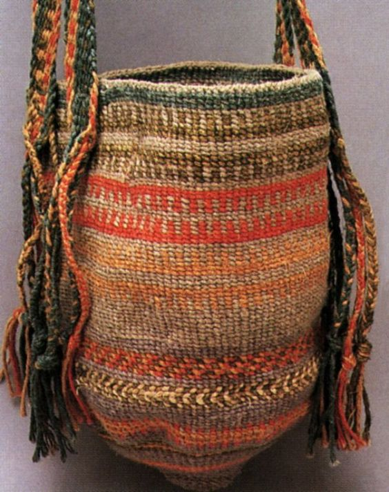 Wampanoag Tribe (Massachusetts) - Weaving: