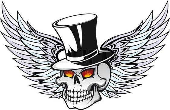 skulls drawings - Pesquisa Google