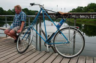 Christiania, la capitale du vélo Pedersen bike