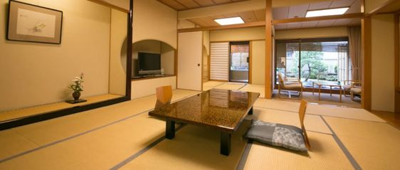Guest rooms with hot spring open-air baths | Atami Onsen | Furuya Ryokan [Official] | A long-established hot spring inn boasting guest rooms with hot spring open-air baths