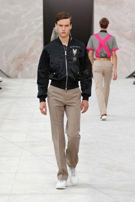 Men's Spring/Summer 2015 Fashion Show   Louis Vuitton