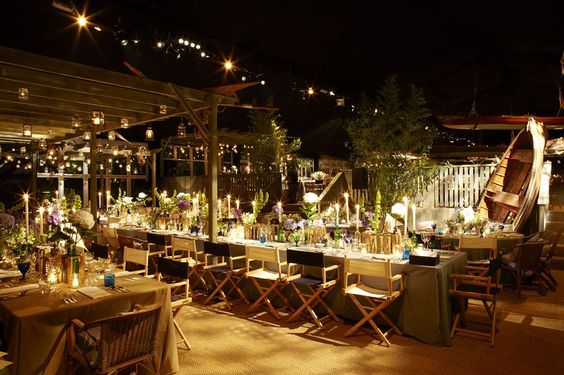 The Admirable Crichton Luxury Party Planning Private