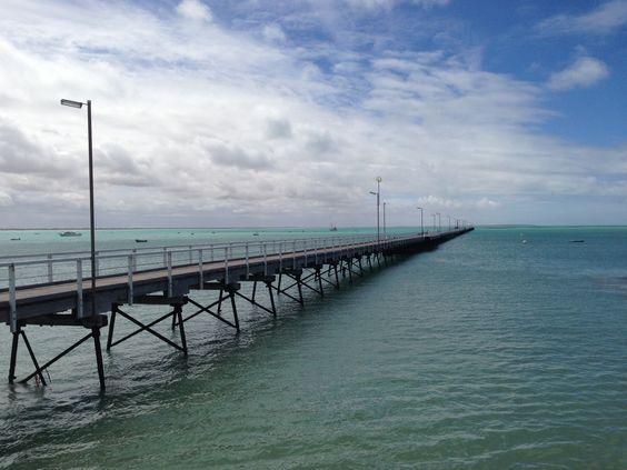 Beachport in South Australia