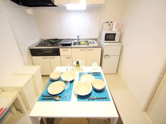4 Bed rooms in Central Osaka 604 606 Osaka, Japan
