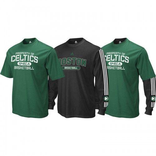 adidas Celtics 3 in 1 Combo T-Shirt #celtics $29.95 at www.celticsstore.com
