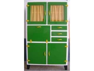 Mueble cocina antiguo alacena armario aparador retro for Armarios de cocina antiguos