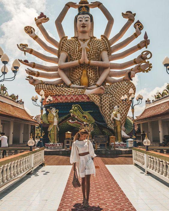 Thai traditions🐉🎎🎏 #kohsamui #thailand