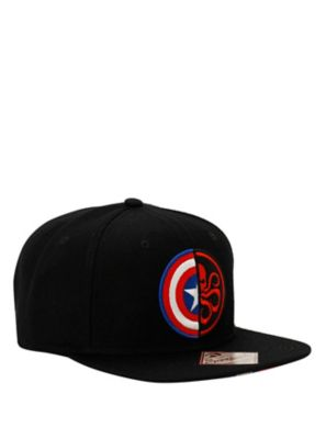 Marvel Captain America Hydra Split Snapback Hat I had this for a few hours then my dog ate it :(