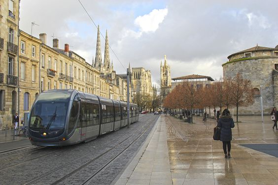 Why We Choose Bordeaux For First Travel Trip To France And How We Planned Our Trip From Russia?