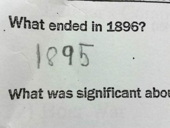 10 Brilliant Test Answers From Smartass Kids. Check this ==> http://www.earth-pics.com/gallery/10most/10-brilliant-test-answers-from-smartass-kids … .