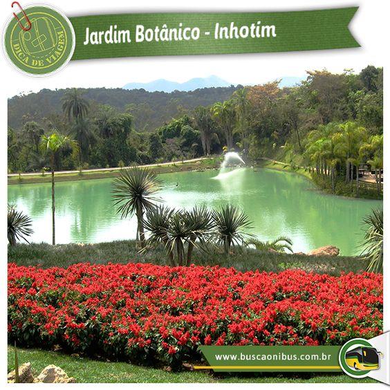 O Jardim Botânico Inhotim (JBI) mantém, propaga e propicia estudos com as espécies botânicas de seu acervo de aproximadamente 5.000 espécies, representando mais de 28% das famílias botânicas conhecidas no planeta. Visite Inhotim : www.buscaonibus.com.br/destinos/mg/belo-horizonte