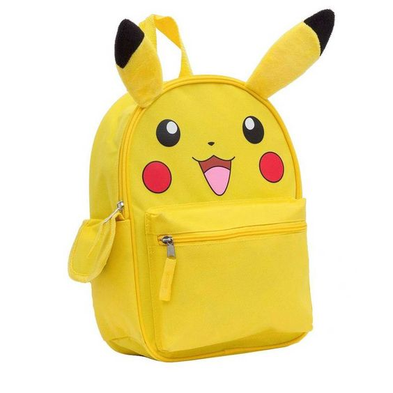 Pokemon Pikachu backpack for preschoolers and little kids | Cool Mom Picks back to school guide 2016