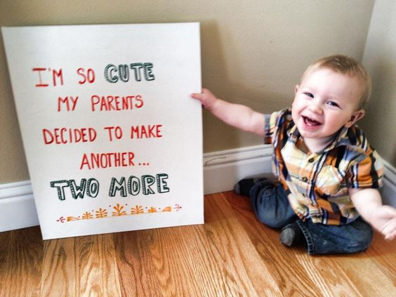 Big brother twin announcement Im the happiest grandma EVER – Big Brother Birth Announcement Ideas