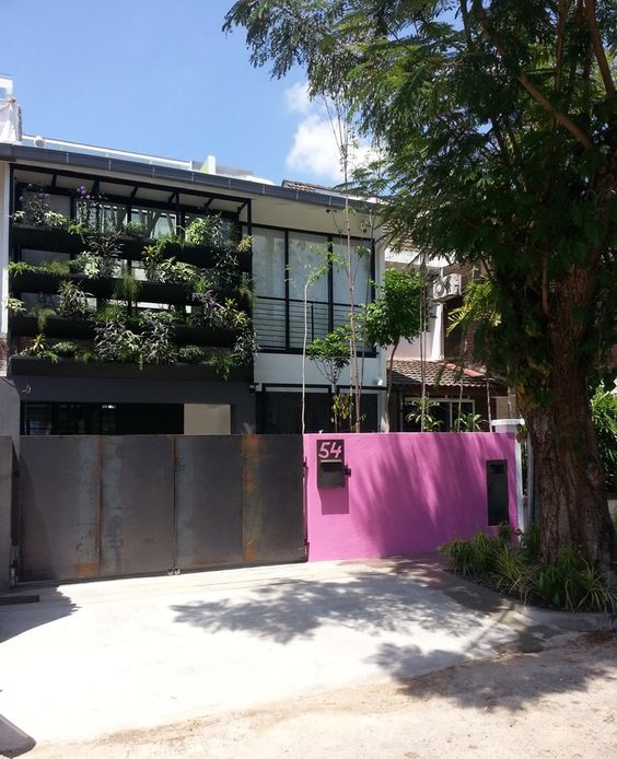 Intriguing Sri Hartamas Terrace Design By JTJ Modern