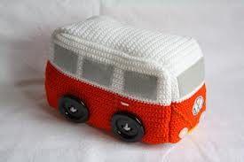 knitted caravan pattern - Google Search