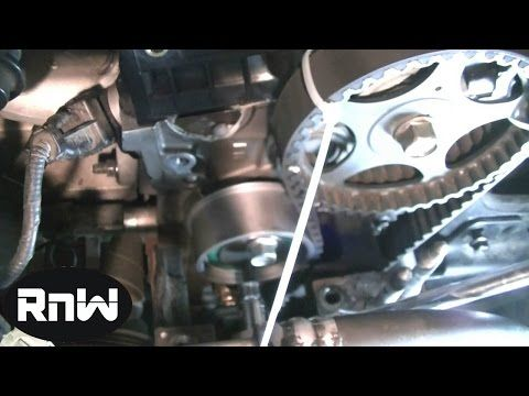 Hyundai Elantra Timing Belt Replacement Part 3 Youtube Step By Step Guide On How To Remove And Replace The Timing Be Hyundai Elantra Elantra Timing Belt