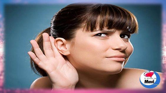 Remedios caseros y naturales para los oidos tapados de cera - Como desta...