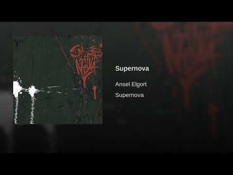 Ansel Elgort Supernova Audio Supernova Ansel Elgort Island Records