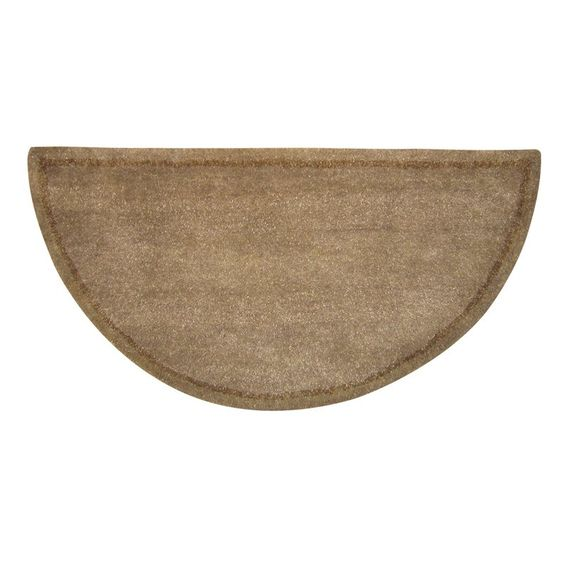 Have to have it. Hand-Tufted Wool Hearth Rug - $64 @hayneedle