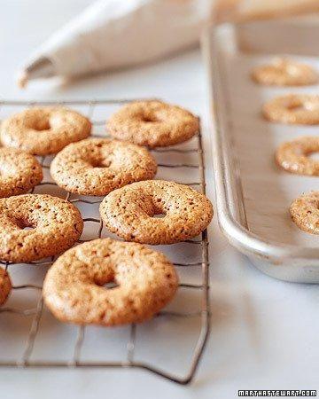 Amaretti Crisps Recipe