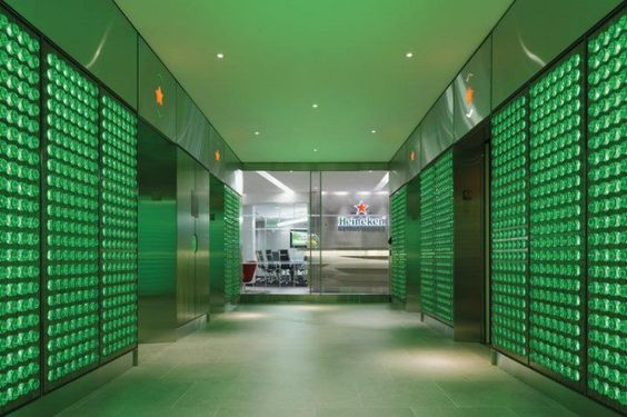 Heineken Headquarters NYC