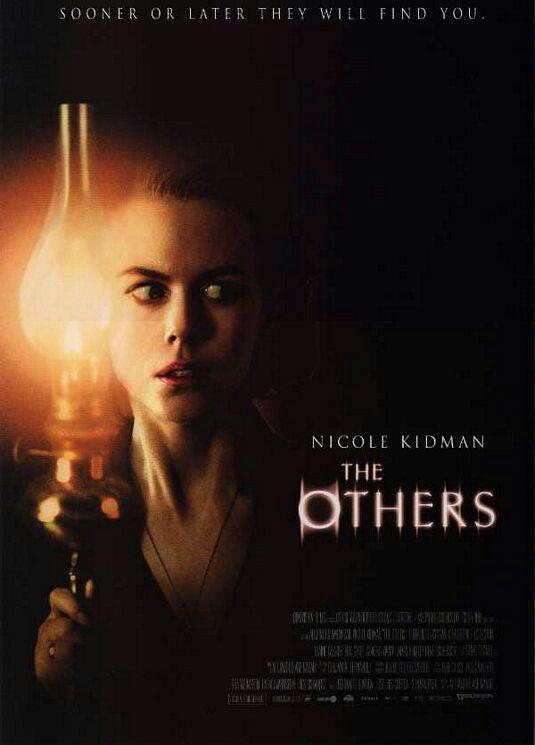 Los Otros The Others 2001 Peliculas De Terror Peliculas Peliculas De Suspenso