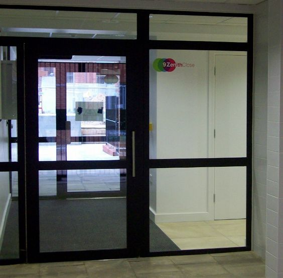 Communal Entrance Doors