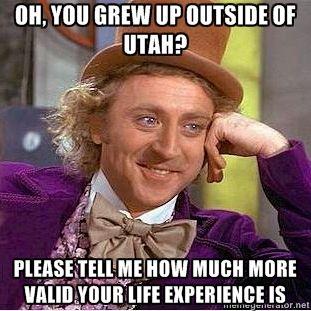 life experience