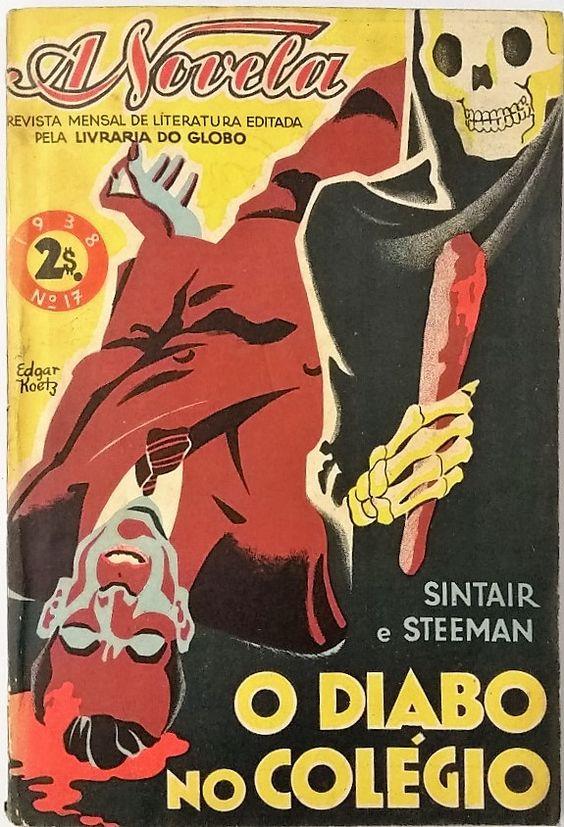 Revista A Novela número 17, 1938: