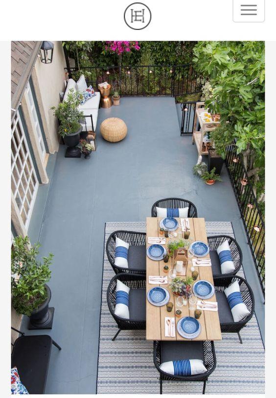 Comedores Para Jardines Modernos Muebles Para Terraza