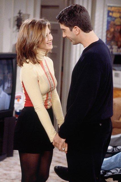 13 times Rachel, Monica