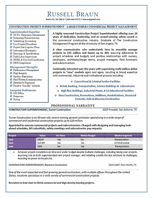 Outreach Worker Resume Sample (resumecompanion) Resume - construction superintendent resume sample
