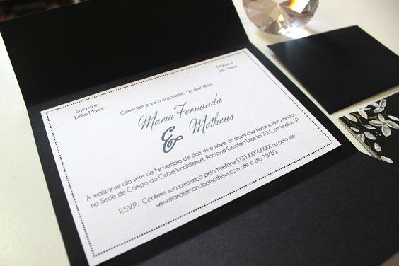Faça Você Mesmo Convite de Casamento DIY  | DIY Wedding Party Invitation | http://marionstclaire.com/faca-voce-mesmo-convite-de-casamento-3