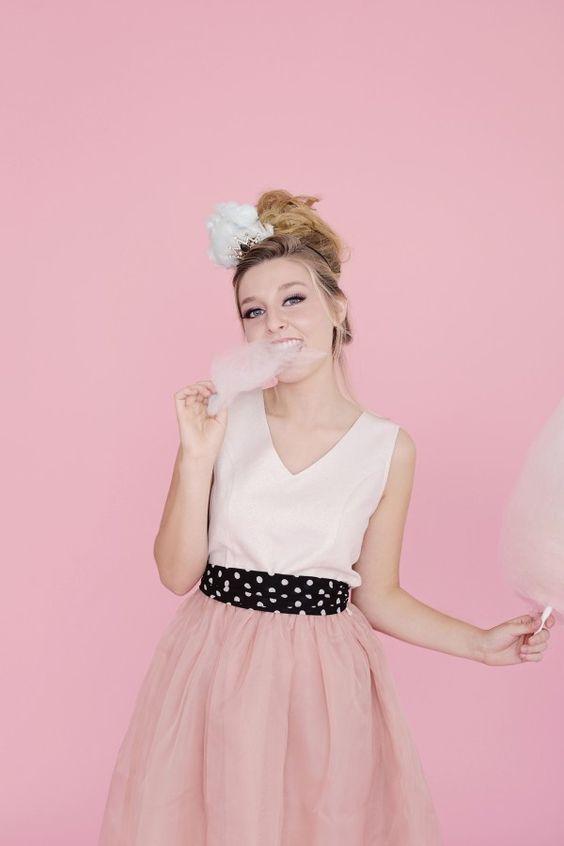 Glitter Girl: Cloe Lane Of Bon Pouf/Kimberly Genevieve Photography: