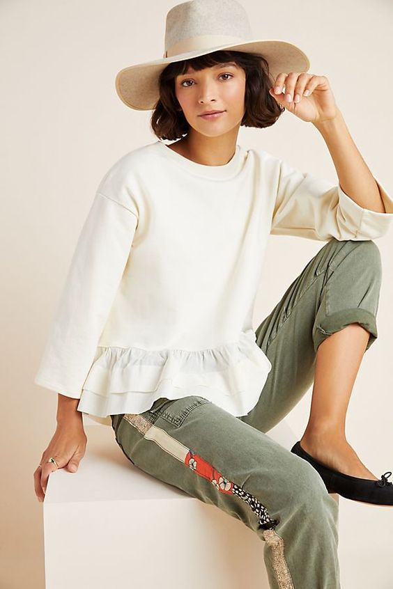24 Tops Tees That Will Make You Look Fantastic outfit fashion casualoutfit fashiontrends