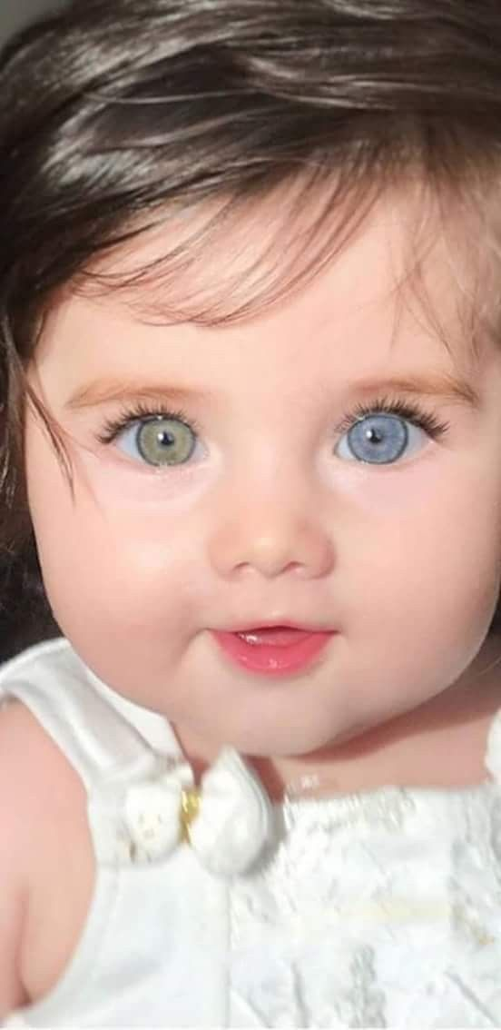 This Beautiful Child Looks Like A Baby Doll Preci Baby