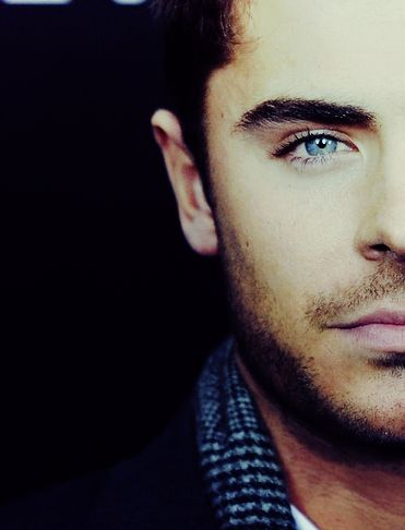 Zac Efron is soo sexy .