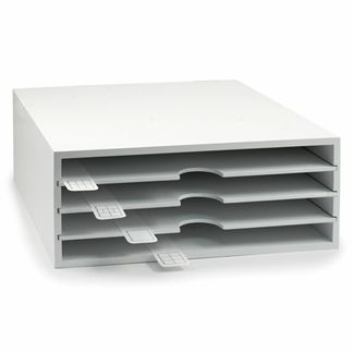 We R Memory Keepers Albums Made EZ Organizer Sleeve Shelves