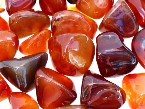 "☉ Crystal Evolution on Twitter: ""Carnelian is a crystal used mostly for aiding your confidence & bringing you courage. https://t.co/G1mXYYxJCW"""