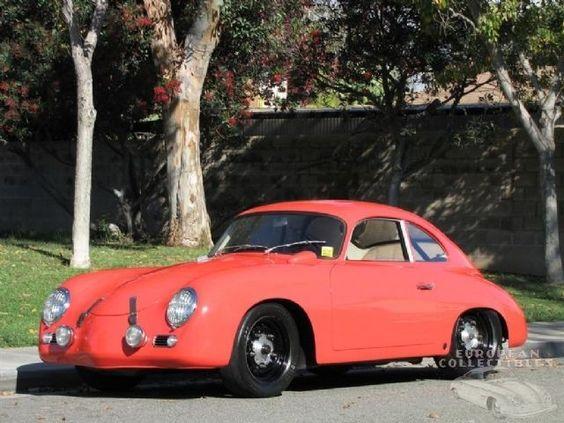 1959 PORSCHE 356A OUTLAW