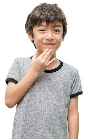 langage des signes pour enfants avec retard de développement
