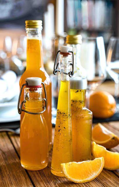 stuttgartcooking: Orangen-Sirup