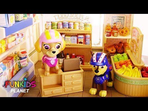 Paw Patrol Kitchen Mini Appliances Electronic Microwave Fun Kids Toys Youtube Best Kids Toys Skye Paw Patrol Paw Patrol
