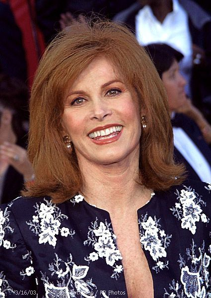 Stephanie Powers - Love Letters - Chicago Theatre...she was an absolute sweetheart and wanted to make sure we were well taken care of as ushers at the Theatre