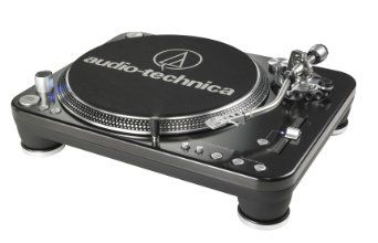Platine vinyle Audio Technica AT LP1240 USB noir - 569,00 € livré #lemoinscher